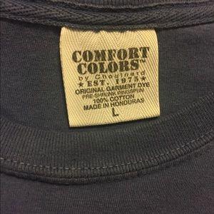 Comfort Colors Tops - Comfort colors Africa shirt